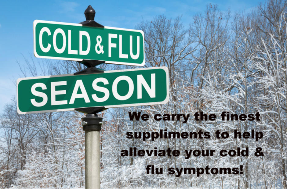 It's Cold & Flu Season