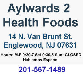 Welcome to Aylward's 2 Health Foods